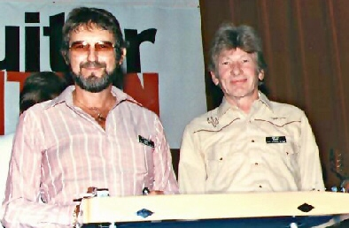 Buddy with Jimmy Day- Convention '84