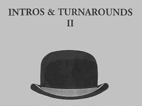 Intros & Turnarounds II course