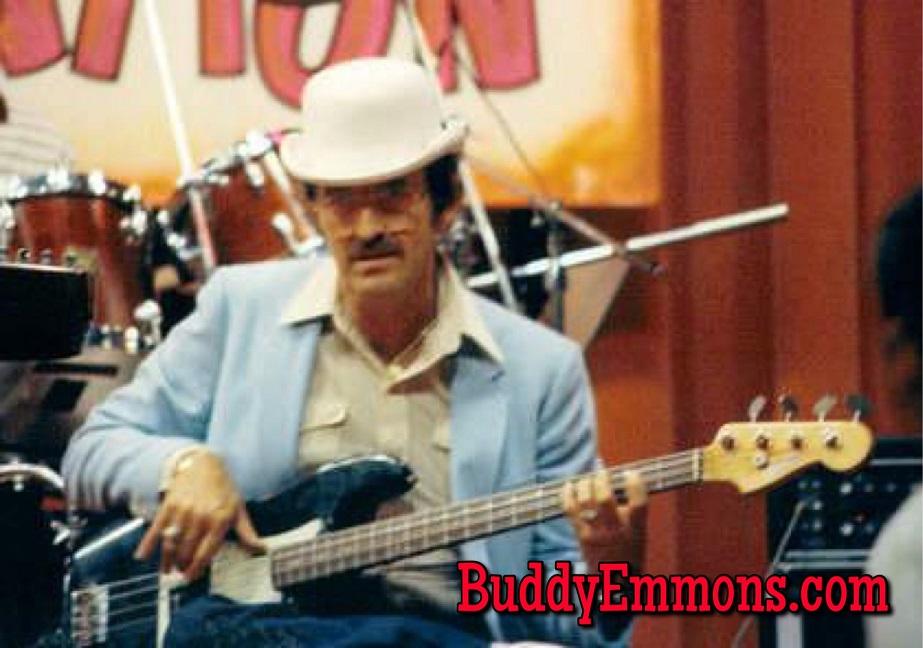 Buddy Emmons - Steel Guitar